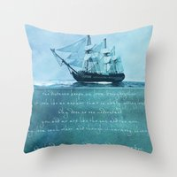 Vasa Throw Pillow