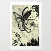 The Final Voyage Art Print