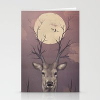 Deer Soul Stationery Cards