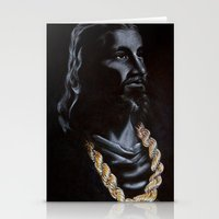 My Jesus Chain Stationery Cards