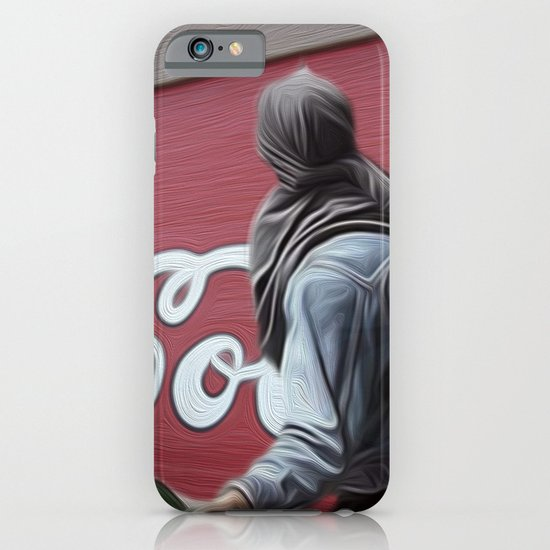Coca Cola Wars iPhone & iPod Case