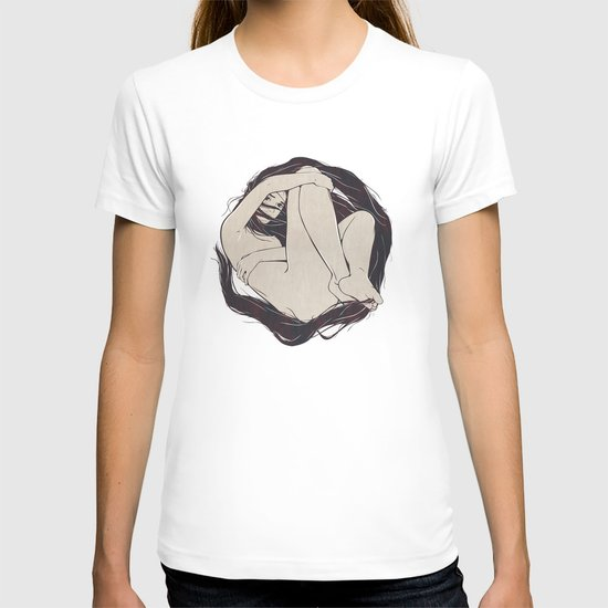 My Simple Figures: The Circle T-shirt