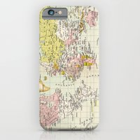 Colonial Possessions Of … iPhone 6 Slim Case