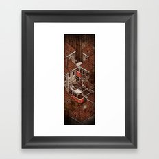 Bohemia 2/2 Framed Art Print