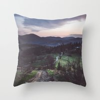 Perfect place Throw Pillow