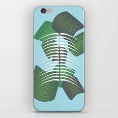 Leaf Bones iPhone & iPod Skin