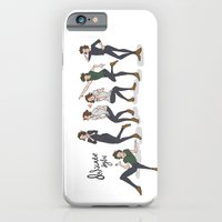 iPhone & iPod Case featuring Dancing Queen by Rosketch