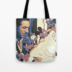 Escape From Wonderland Tote Bag