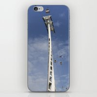 Emirates Cable Car And F… iPhone & iPod Skin