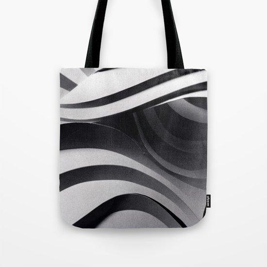 Paper Sculpture #5 Tote Bag