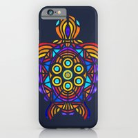 turtle iPhone & iPod Cases featuring Turtle by ArtLovePassion