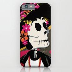Dia de los Muertos Woman Slim Case iPhone 6s