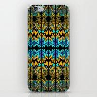 Geometric_04_analuisa iPhone & iPod Skin