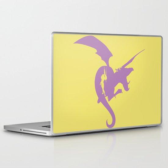 Shadowcat Laptop & iPad Skin
