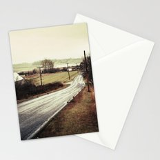 I Took The Road Less Travelled Stationery Cards
