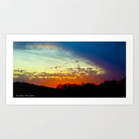 Moving In Art Print