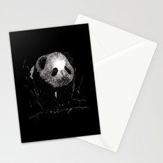 Grin, Bear it Stationery Cards
