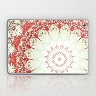 Laptop & iPad Skin featuring Autumn's Splendor Mandal… by V. Sanderson / Chick…