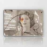 LOVE POEM Laptop & iPad Skin