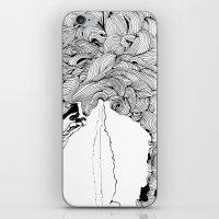 surfer dude iPhone & iPod Skin