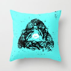 Receptical Throw Pillow