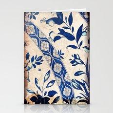 Blue Oriental Vintage Pa… Stationery Cards