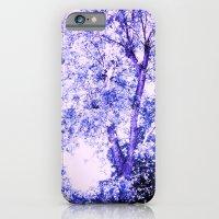 Blue Trees iPhone 6 Slim Case