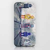 iPhone & iPod Case featuring Identity Parade by Patrick Andrew Adams