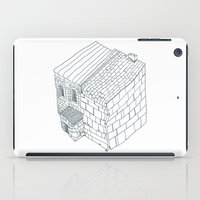 Block iPad Case