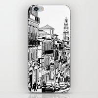 Porto II iPhone & iPod Skin