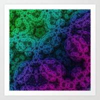 Intercellular Dreams Art Print