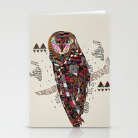 HATKEE Collaboration by Kyle Naylor and Kris Tate Stationery Cards
