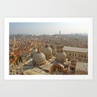 St. Mark's Art Print