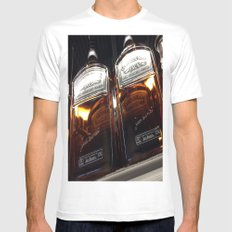 Gentleman Jack Mens Fitted Tee White SMALL