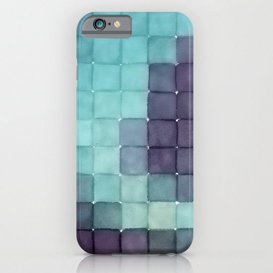 Polaroid Pixels II (Tree) iPhone & iPod Case