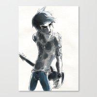 Punkboy Canvas Print
