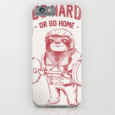 Go Hard or Go Home Sloth iPhone 6s Slim Case
