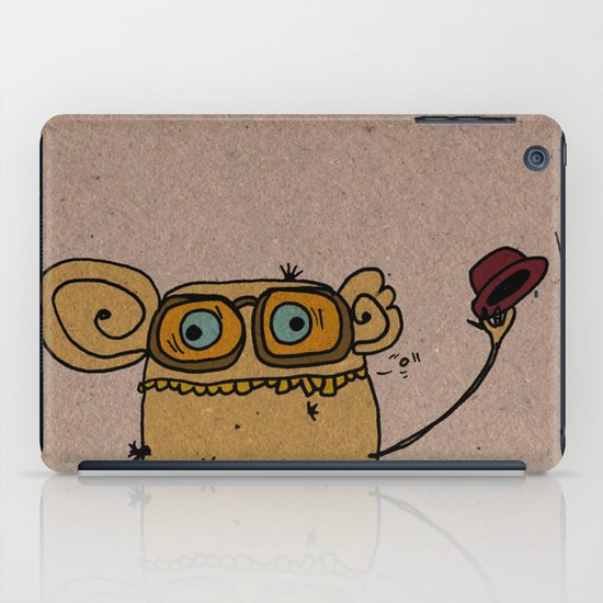 - thinking about family - iPad Case