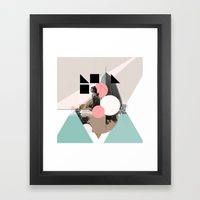 Locals Only - London - U… Framed Art Print
