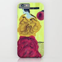 iPhone & iPod Case featuring fashion  by ihavenonameandadress