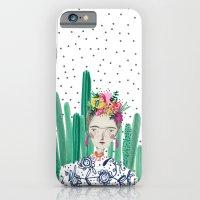Frida Kahlo. Art, Print,… iPhone 6 Slim Case