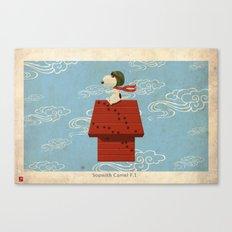 Sopwith Camel F.1 AKA Sn… Canvas Print