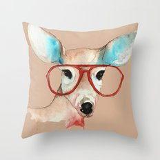 Did You Say Fierce? Throw Pillow