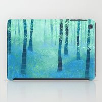 Bluebells, Challock iPad Case