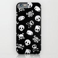 Cute Skull iPhone 6 Slim Case