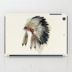 Headdress iPad Case