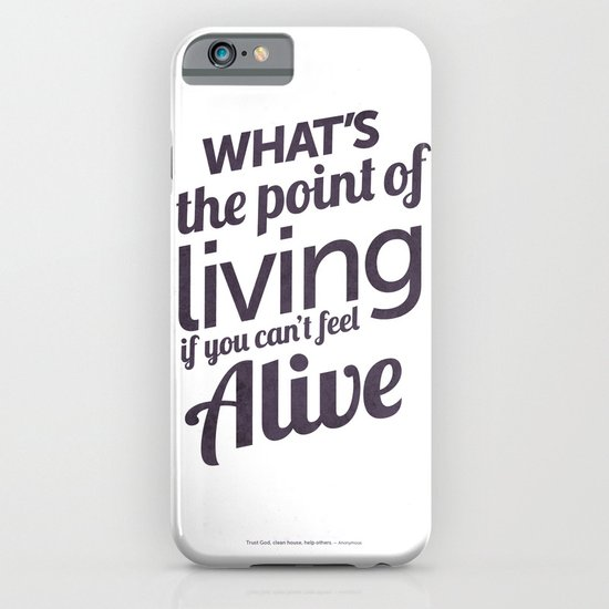 What's the point iPhone & iPod Case