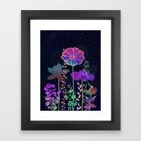 Flower Tales 3 Framed Art Print
