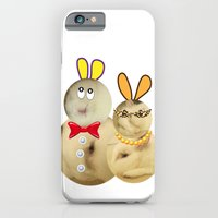 iPhone & iPod Case featuring couple by konlux