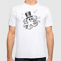Octie from Monterey Buddies Mens Fitted Tee Ash Grey SMALL